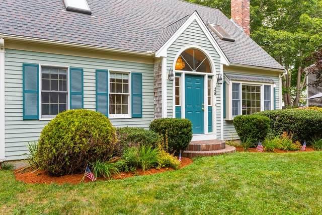 58 Mayflower St, Falmouth, MA 02536 (MLS #72874334) :: Maloney Properties Real Estate Brokerage