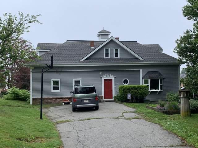 200 Belmont St, Fall River, MA 02720 (MLS #72874385) :: Westcott Properties
