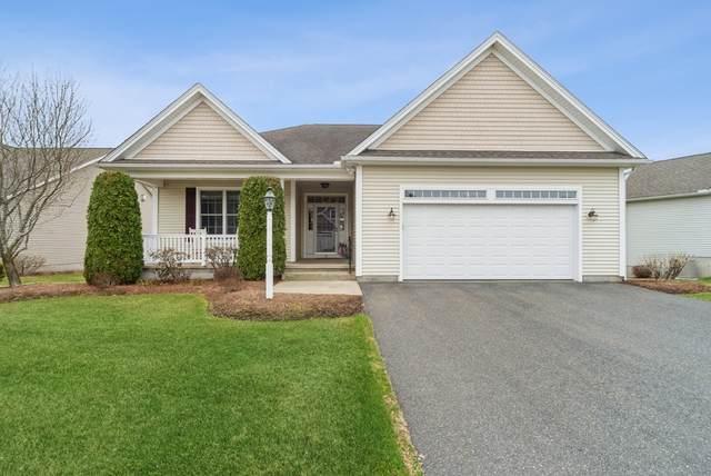 10 Broadleaf Cir #10, East Longmeadow, MA 01028 (MLS #72874401) :: NRG Real Estate Services, Inc.