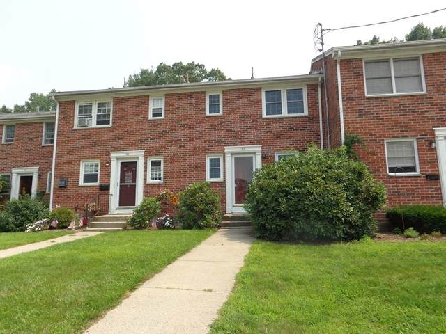 540 Granby Rd. #83, South Hadley, MA 01075 (MLS #72874402) :: NRG Real Estate Services, Inc.