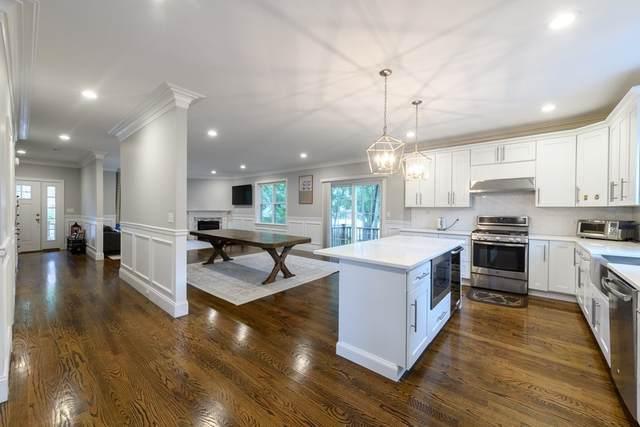 1-3 Saco Street #3, Newton, MA 02464 (MLS #72874430) :: Welchman Real Estate Group