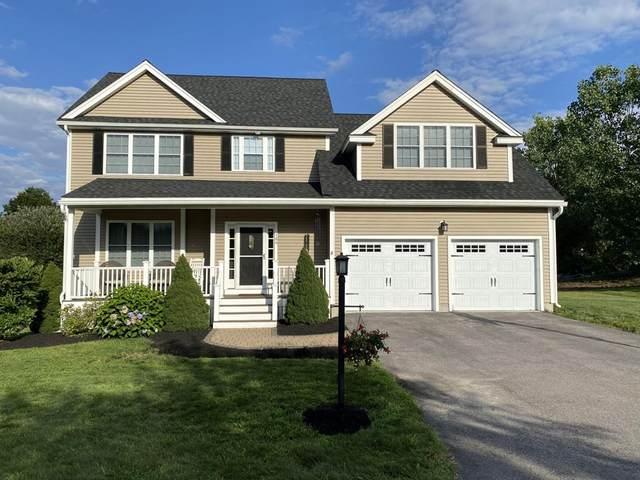 189 Stow Rd, Marlborough, MA 01752 (MLS #72874439) :: Welchman Real Estate Group