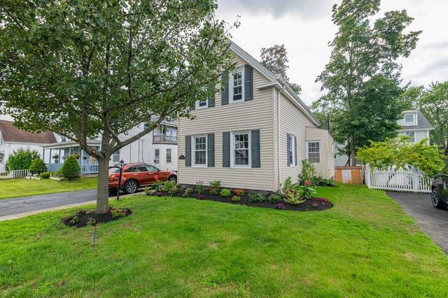 32 Tremont St, Braintree, MA 02184 (MLS #72874445) :: Welchman Real Estate Group