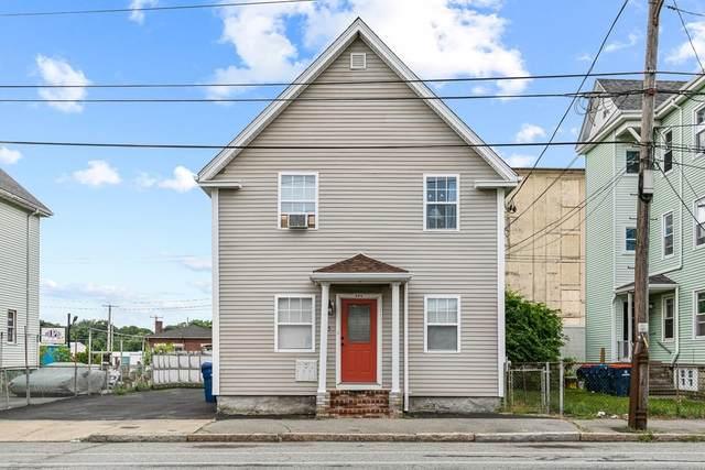 145 Church, New Bedford, MA 02745 (MLS #72874544) :: Boylston Realty Group