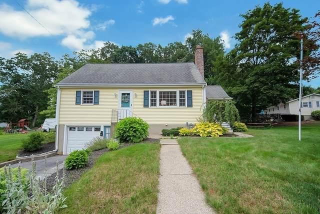 8 York Dr, Hudson, MA 01749 (MLS #72874545) :: Westcott Properties