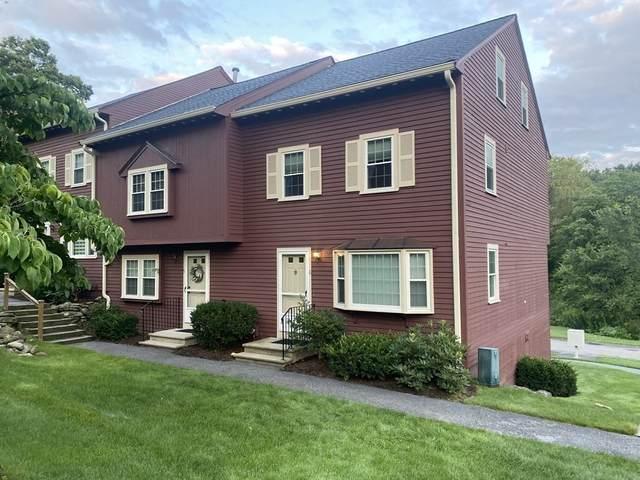 6 Apple Ridge Road #5, Maynard, MA 01754 (MLS #72874549) :: EXIT Realty
