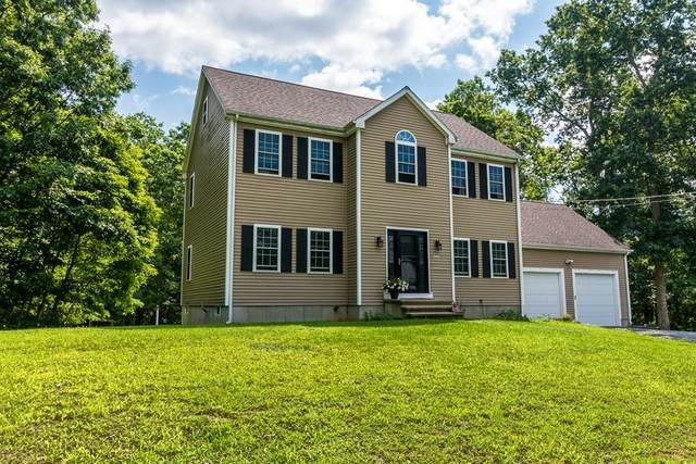 2490 Maple Swamp Road, Dighton, MA 02764 (MLS #72874567) :: EXIT Realty