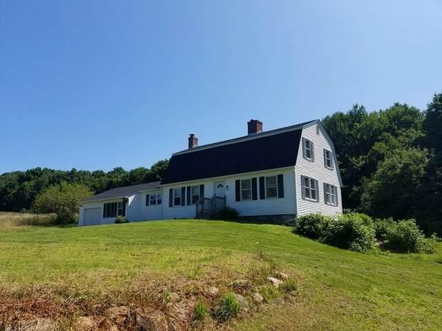171 Webb Rd, New Braintree, MA 01531 (MLS #72874597) :: Chart House Realtors