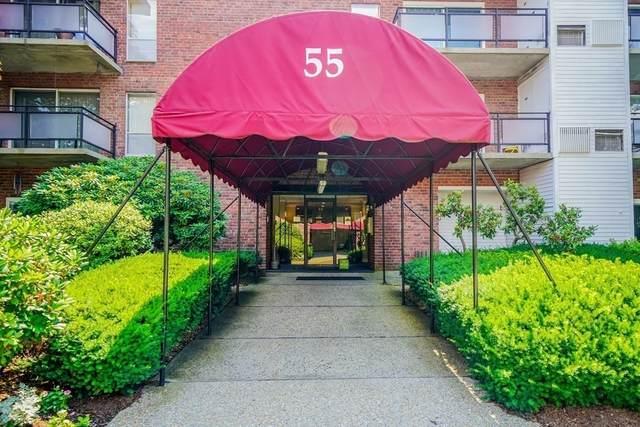 55 Broadlawn Park 19A, Boston, MA 02132 (MLS #72874668) :: RE/MAX Vantage