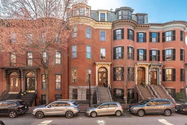 96 Pembroke Street A, Boston, MA 02118 (MLS #72874731) :: EXIT Realty