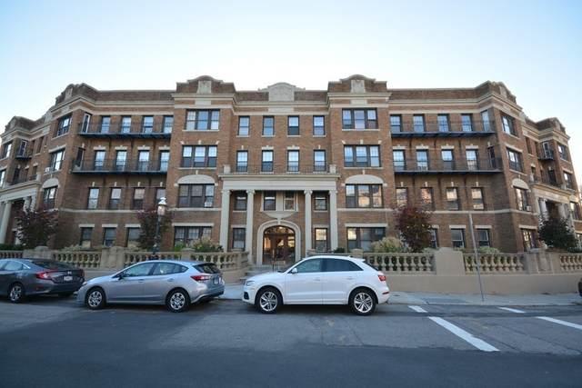 32 Sidlaw Rd #15, Boston, MA 02135 (MLS #72874857) :: Westcott Properties