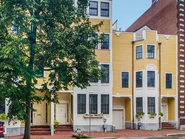 33 Follen Street, Cambridge, MA 02138 (MLS #72874914) :: Dot Collection at Access