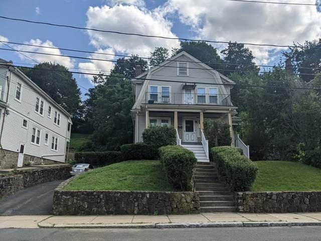 156-158 Brayton Rd, Boston, MA 02135 (MLS #72874968) :: Westcott Properties