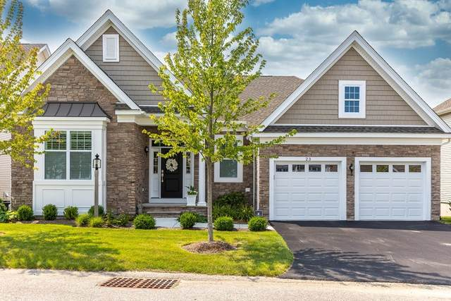 23 Snapping Bow, Plymouth, MA 02360 (MLS #72875073) :: Trust Realty One