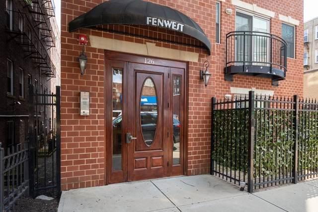 126 Jersey St. #402, Boston, MA 02215 (MLS #72875077) :: Zack Harwood Real Estate | Berkshire Hathaway HomeServices Warren Residential
