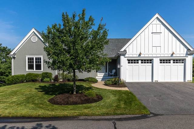 68 Seton Highlands #68, Plymouth, MA 02360 (MLS #72875088) :: Trust Realty One