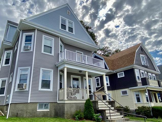 19 Mapleton St #2, Boston, MA 02135 (MLS #72875129) :: Chart House Realtors