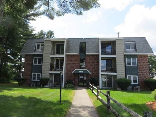 4 Roedean Drive #207, Nashua, NH 03060 (MLS #72875141) :: Parrott Realty Group