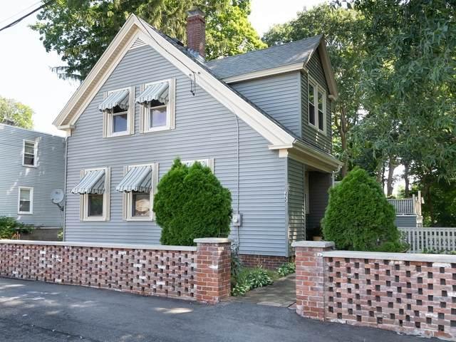 45 Roel Street, Randolph, MA 02368 (MLS #72875275) :: Chart House Realtors