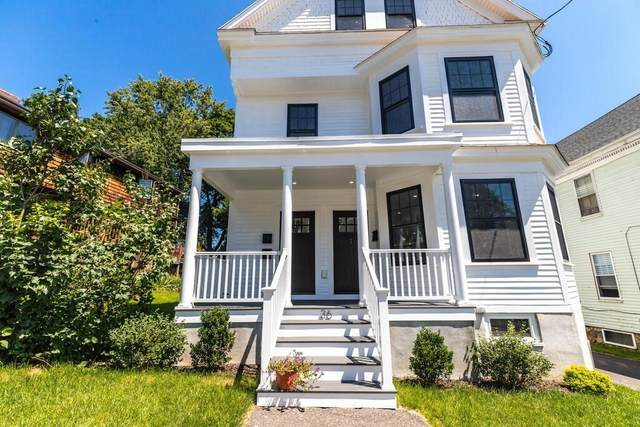 36-38 Fairmount St #1, Salem, MA 01970 (MLS #72875278) :: Chart House Realtors