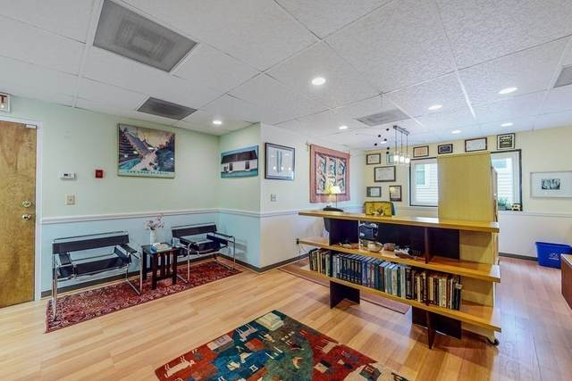 2285 Massachusetts Avenue #206, Cambridge, MA 02140 (MLS #72875279) :: Dot Collection at Access
