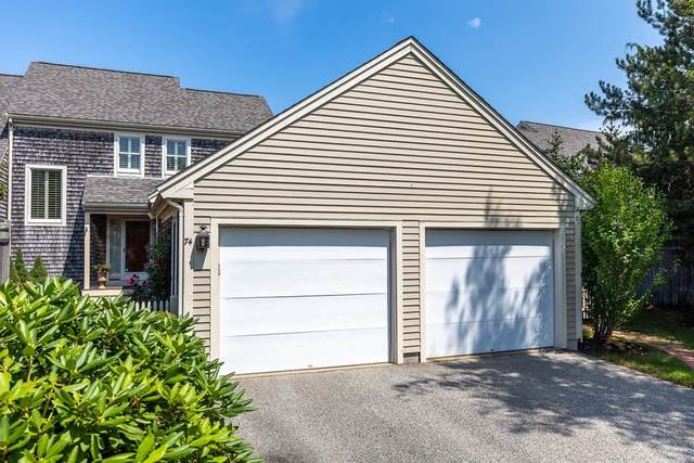 74 Holbeck Corner #74, Plymouth, MA 02360 (MLS #72875290) :: Chart House Realtors
