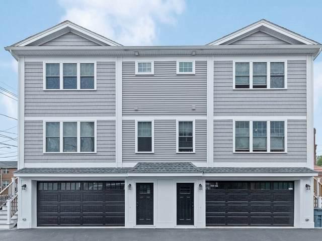 40 Cushing Street #2, Waltham, MA 02451 (MLS #72875293) :: Chart House Realtors