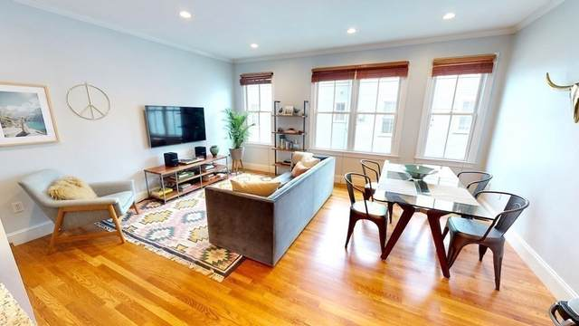 34 Stedman St #34, Boston, MA 02130 (MLS #72875295) :: Westcott Properties
