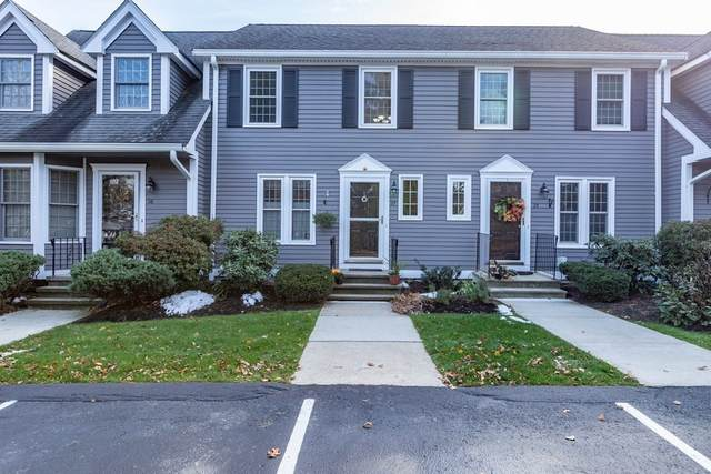 27 Country Village Way #27, Millis, MA 02054 (MLS #72875299) :: Chart House Realtors