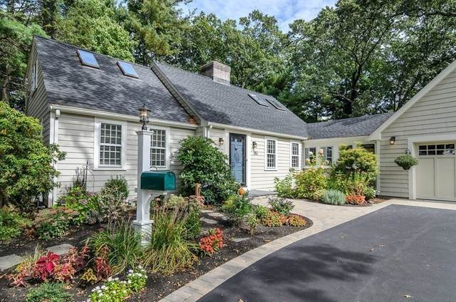 57 Blake Rd, Lexington, MA 02420 (MLS #72875322) :: Chart House Realtors