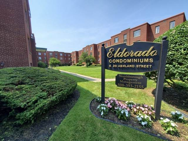 12 Ashland St 2R, Worcester, MA 01609 (MLS #72875324) :: Chart House Realtors