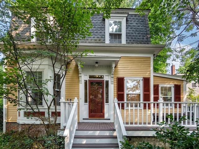 112-R Magazine Street, Cambridge, MA 02139 (MLS #72875330) :: Dot Collection at Access