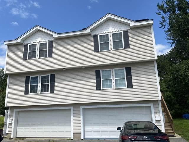76 New York St #76, Lowell, MA 01854 (MLS #72875336) :: Chart House Realtors