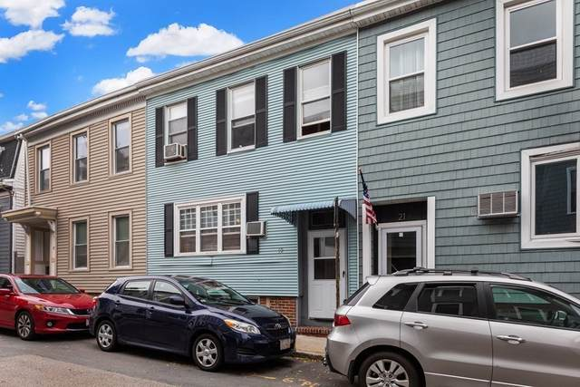 19 Grimes St., Boston, MA 02127 (MLS #72875405) :: Dot Collection at Access