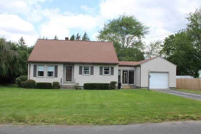 2 George Ave, Montague, MA 01376 (MLS #72875587) :: Cape Cod and Islands Beach Properties