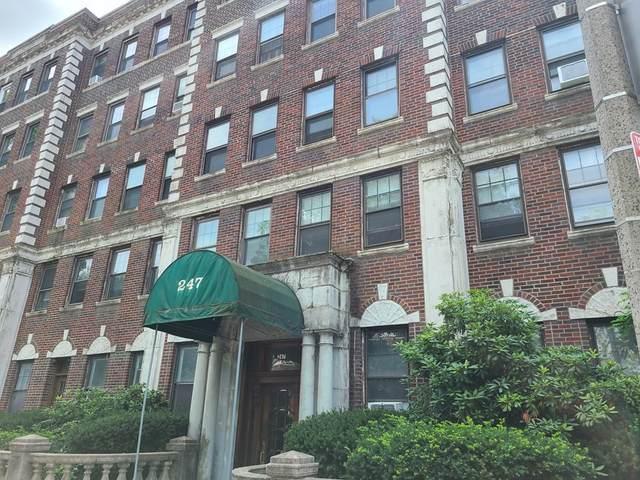 247 Chestnut Hill Ave #53, Boston, MA 02135 (MLS #72875604) :: Westcott Properties