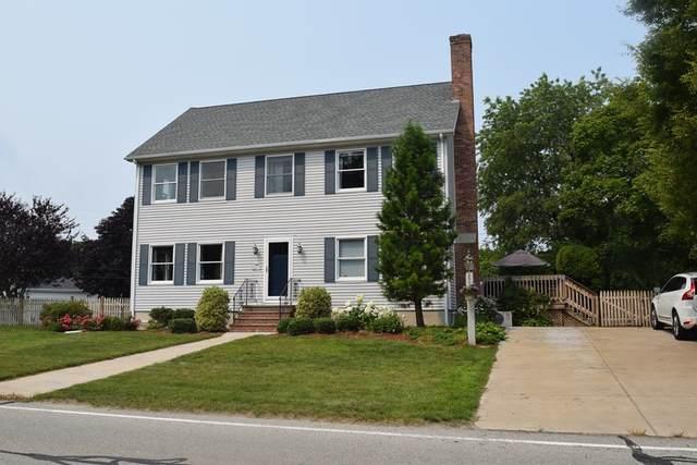 131 Brandt Island Rd, Mattapoisett, MA 02739 (MLS #72875673) :: Welchman Real Estate Group