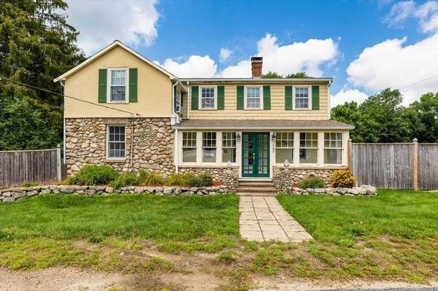 127 Main St, Norwell, MA 02061 (MLS #72875692) :: Welchman Real Estate Group