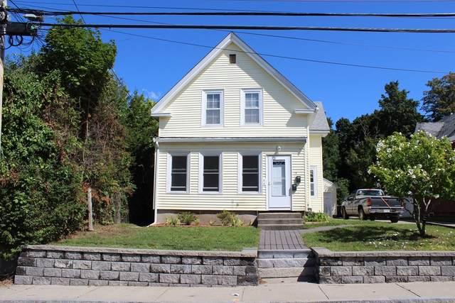 15 Mccarthy Street, Franklin, MA 02038 (MLS #72875726) :: Welchman Real Estate Group