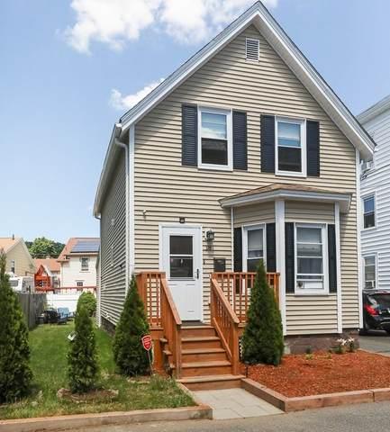 18 Leavitt Pl, Lynn, MA 01902 (MLS #72875740) :: Welchman Real Estate Group