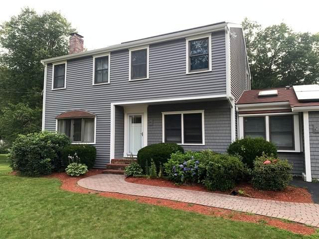 110 Mill St, Bridgewater, MA 02324 (MLS #72875805) :: Welchman Real Estate Group