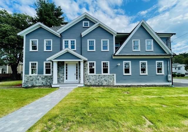 16 Cibel Path, Newton, MA 02459 (MLS #72875814) :: Welchman Real Estate Group