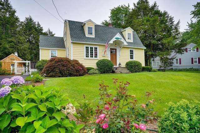 17 Wilson Rd, Northborough, MA 01532 (MLS #72875819) :: Welchman Real Estate Group