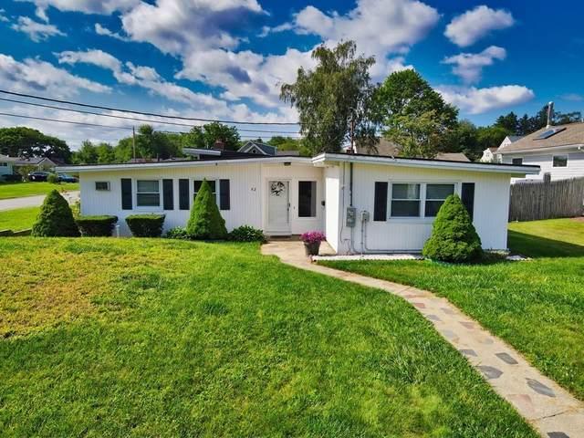 62 Eisenhower Rd, Swansea, MA 02777 (MLS #72875838) :: Welchman Real Estate Group
