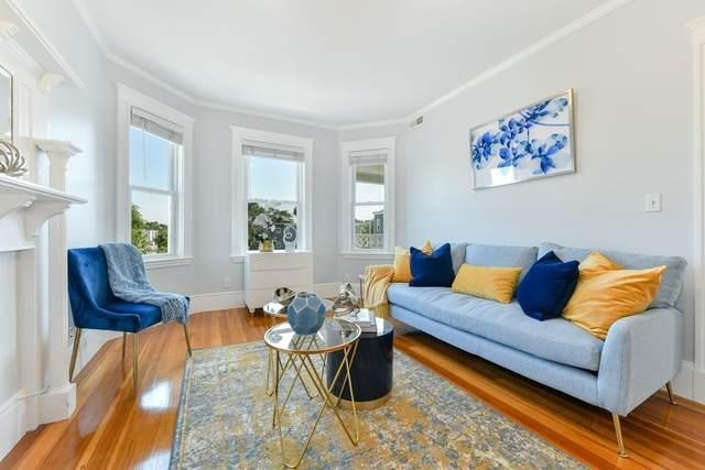 80 Harbor View Street #3, Boston, MA 02125 (MLS #72875995) :: Dot Collection at Access