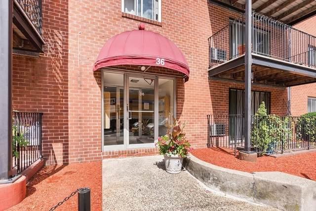 36 Bellvista Rd #15, Boston, MA 02135 (MLS #72876011) :: Westcott Properties
