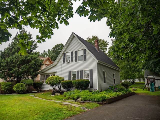 53 Center St, Easton, MA 02356 (MLS #72876046) :: The Ponte Group