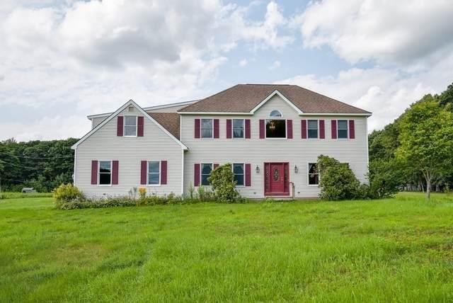 91 Gardner Rd, Hubbardston, MA 01452 (MLS #72876062) :: Primary National Residential Brokerage