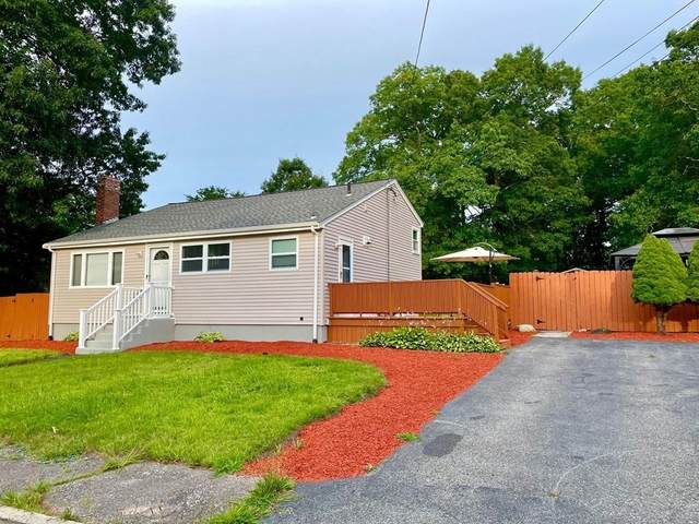 18 Millhouse Ave, Randolph, MA 02368 (MLS #72876066) :: Primary National Residential Brokerage