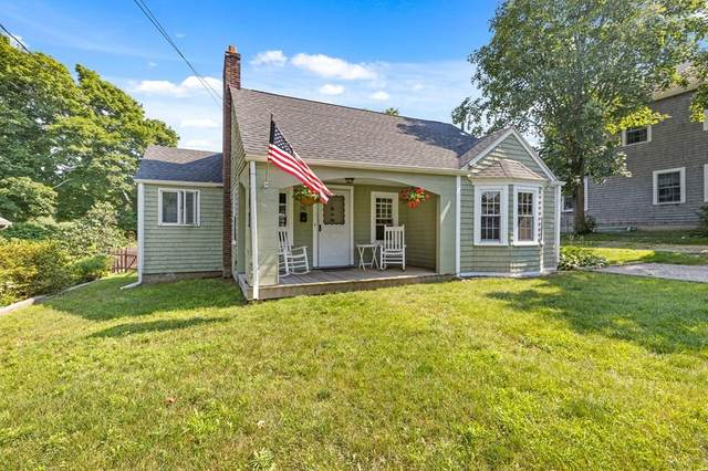 30 Seaview Ave, Scituate, MA 02066 (MLS #72876068) :: Chart House Realtors